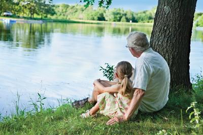 Summering With Grandchildren