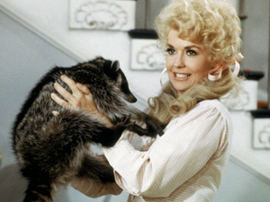"""Donna Douglas, Who Played Elly May Clampett on """"The Beverly Hillbillies,"""" has died."""