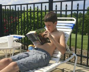 Summer Fun with Books