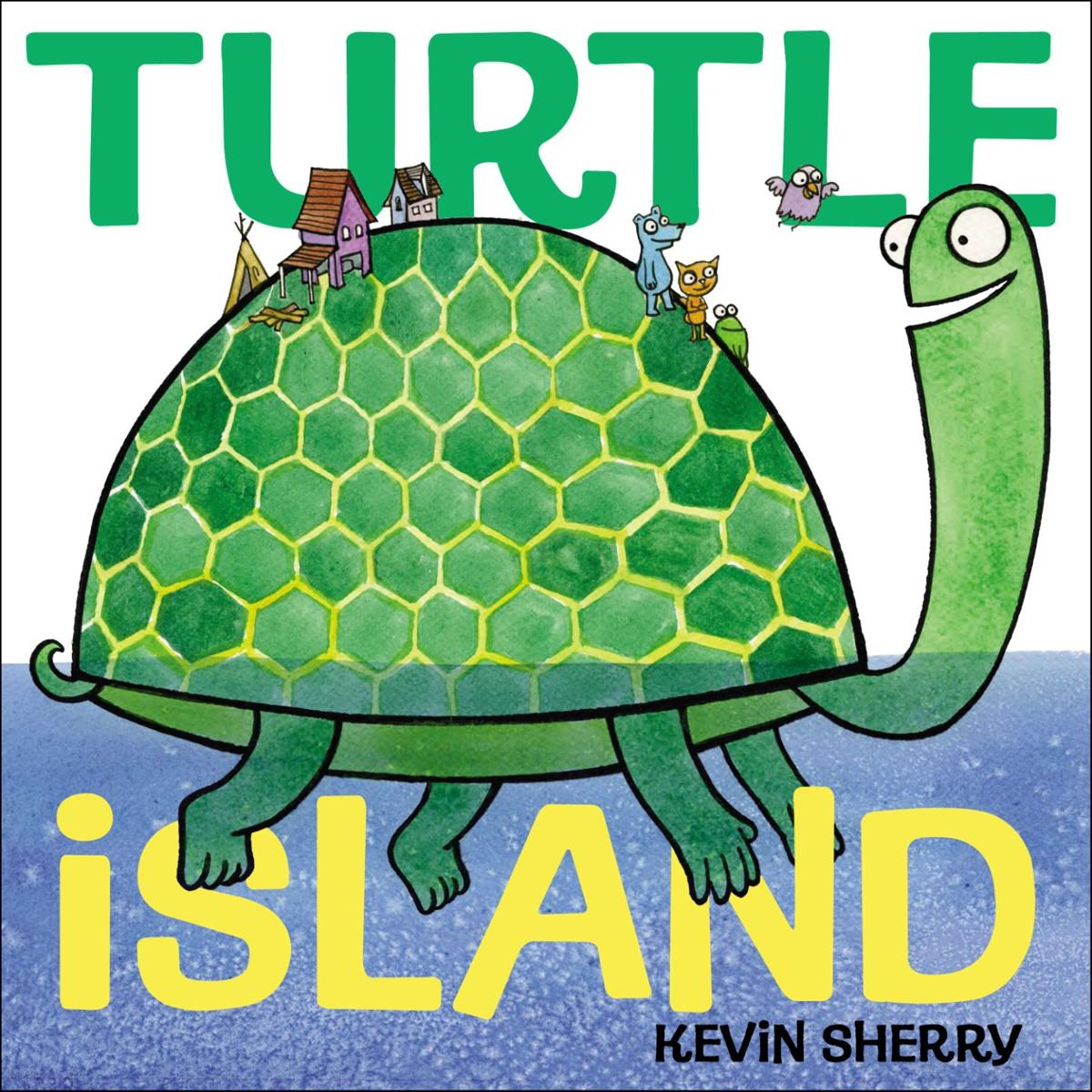 """Turtle Island,"" by Kevin Sherry"