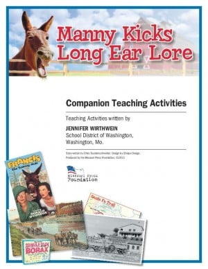 Reading Across Missouri 2013 Companion Activity Guide