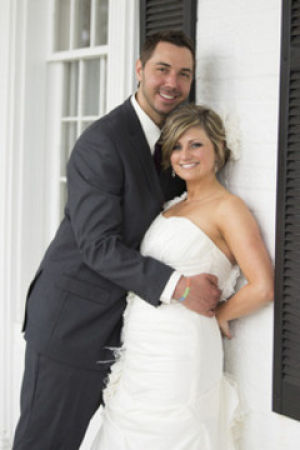 Marquart-Volkman Wedding Vows Read