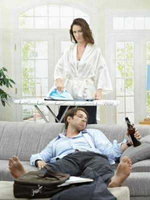 Couples who share housework have higher divorce rate