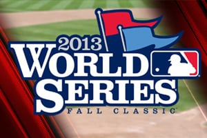 World Series 2013 Logo