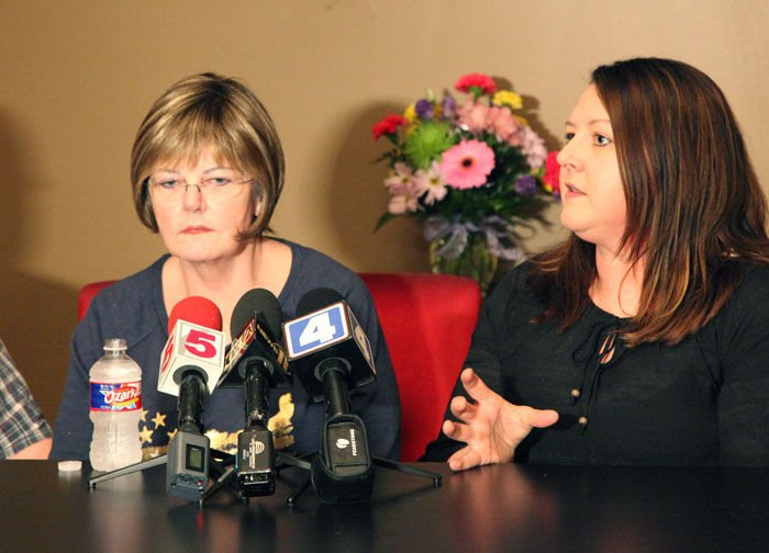 Victim's Family Questions Exchange with Loveless