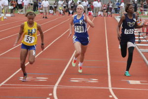 Landolt Sprints to All-State Honors