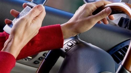 Driving and Cellphones