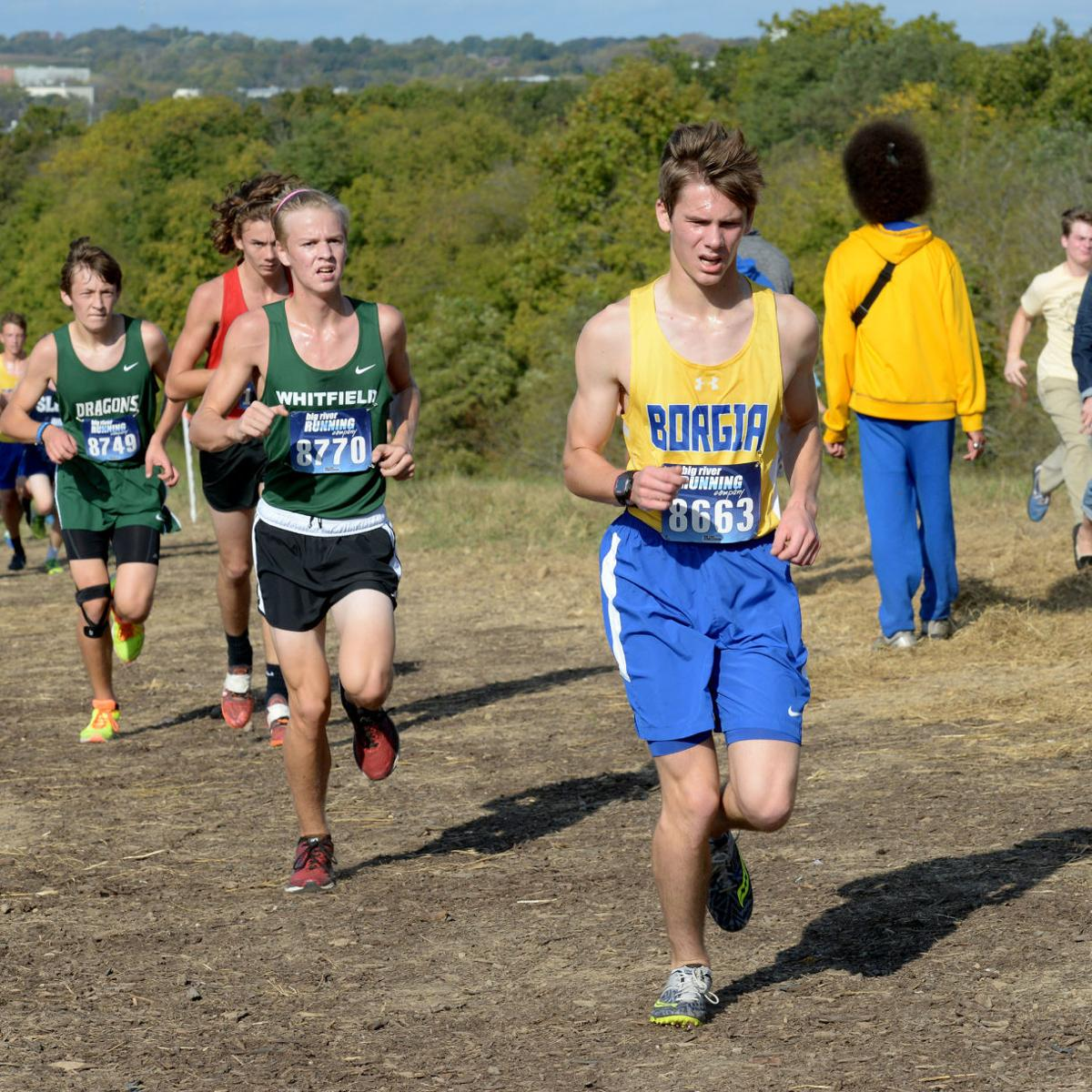 Cross Country — Borgia Invitational