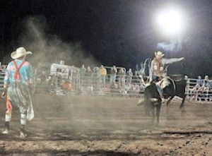 Iron Horse Rodeo Huge Success