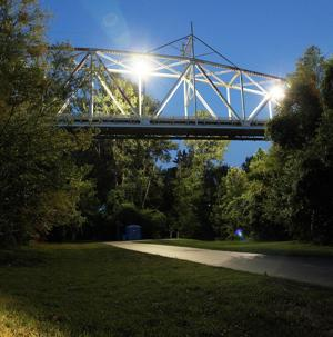 Trail Will Be Closed for New Bridge Construction