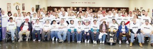 Workshop Employees Celebrate New Affiliation