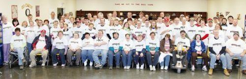 Workshop Employees Celebrate New Affiliation