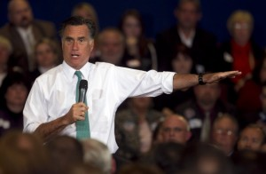 Obama Gets Grim Job News; Romney Pounces On It. CHARLOTTE, N.C. (AP) ? His ...