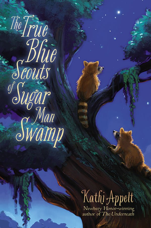 """The True Blue Scouts of Sugar Man Swamp"""