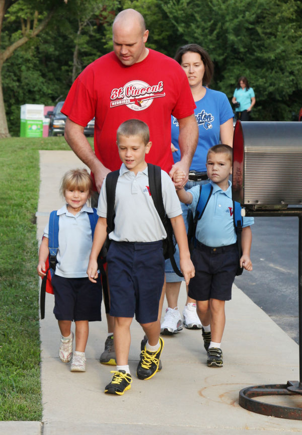 011 St Vincent First Day of School 2013.jpg