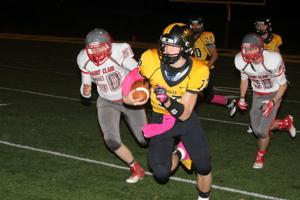 Sullivan Runs Over St. Clair
