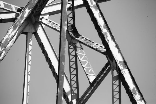023 Missouri River Bridge in Black and White.jpg