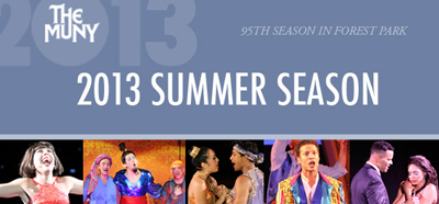 2013 Season Opens in June