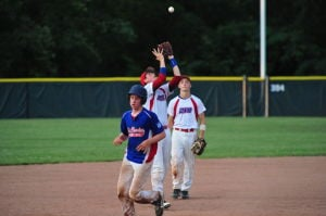 Post 218 Juniors Hold Off St. Charles