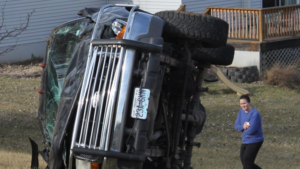 Highway A Rollover