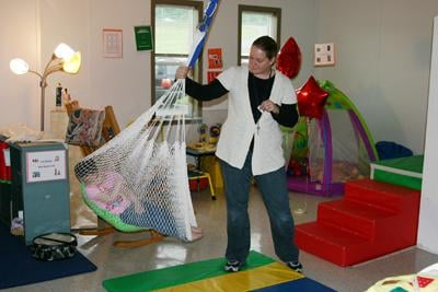 Level One Low Incidence Room, Early Childhood Special Education