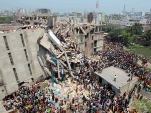Bangladesh Collapse Factories Ignored Evacuation