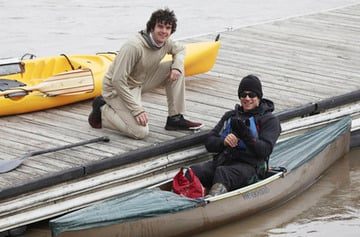 Local Man Canoeing 1,000 Miles for Autism Speaks