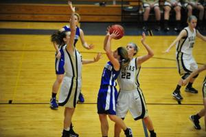 Helias Tops Lady Jays