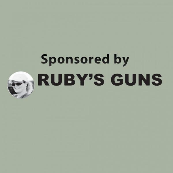 Ruby's Guns Sponsor