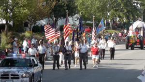 Last Year's Fair Parade