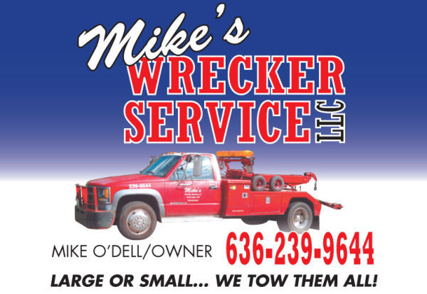Mike's Wrecker Sponsorship