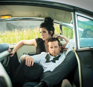 Married Country Duo Thompson Square Says Performing at a Fair,  'Feels Like Home'