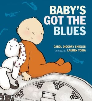 'Baby's Got the Blue' in March Baby Buzz Pick
