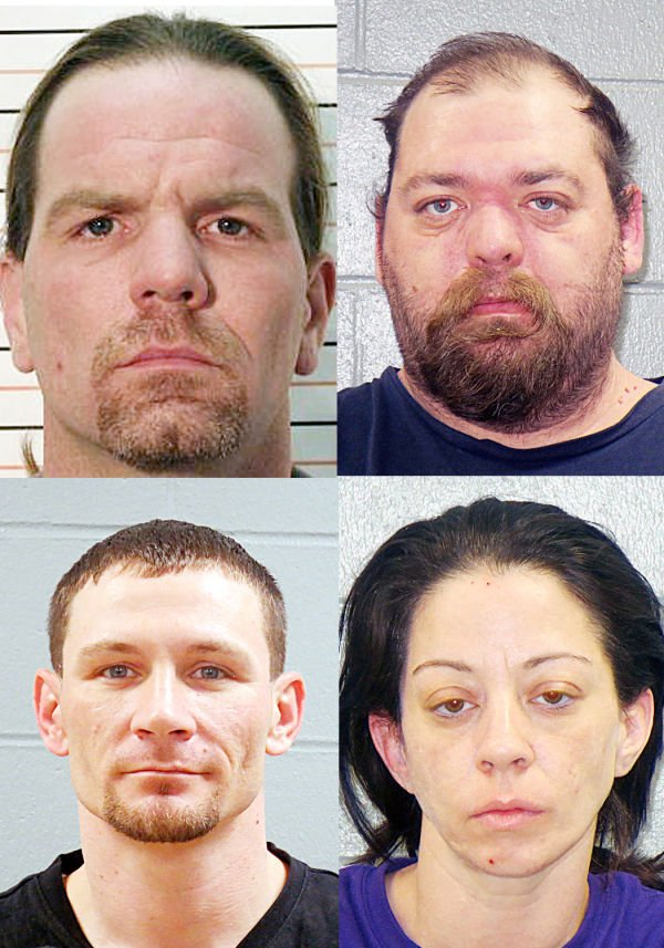 Warren County Meth Suspects