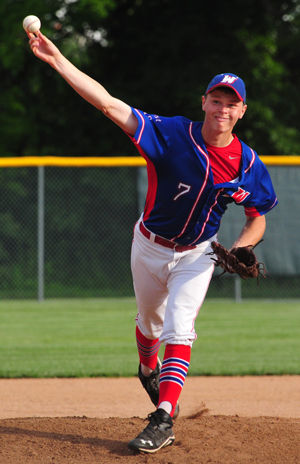 Post 218 Seniors Open Postseason With Win