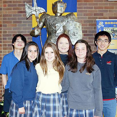 SFBRHS Exchange Students
