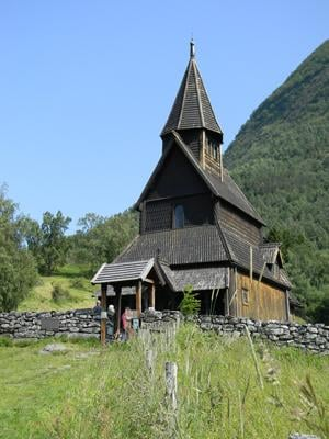 Urnes Stave Church, circa 1130