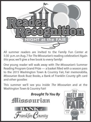 Come read with us at the Fair!
