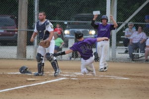 Post 320 Juniors Crush Central