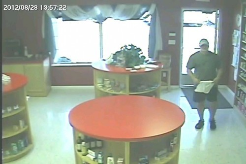 Hall Pharmacy Suspect 3