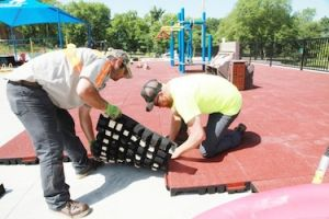 New Playground Opening July 29