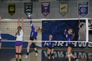Lady Jays Top Pacific