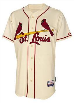 Cardinals 2013 Retro Jersey