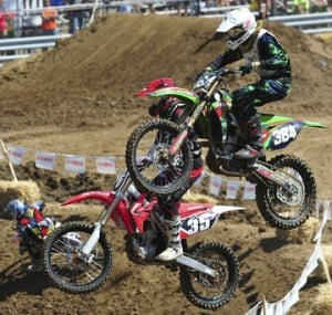 Motocross Events Take Place at Washington Town and Country Fair 