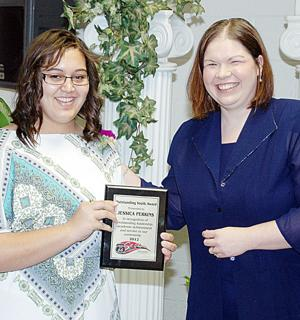 2013 St. Clair Chamber Awards Outstanding Youth