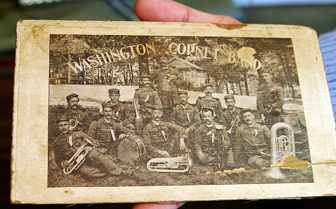 Washington Cornet Band