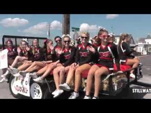 Union Homecoming Parade 2014