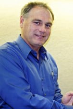 Pacific City Administrator Harold Selby