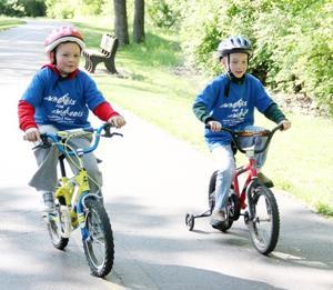Bike-A-Thon Brothers