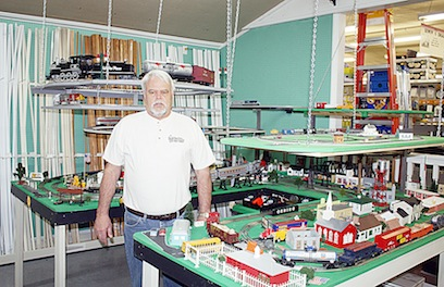 Gerald's Hobby Store